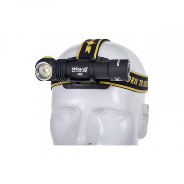 Armytek Wizard Pro V3 Otsalamppu - Diileri.com