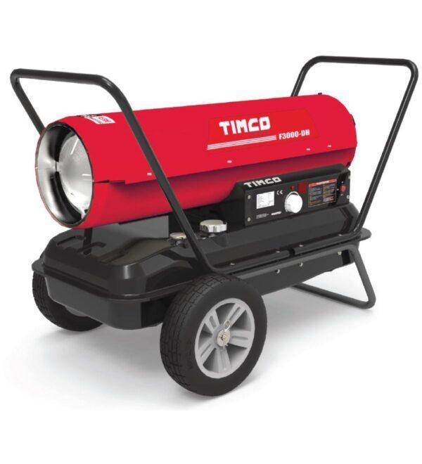 Timco lämpöpuhallin 32kW