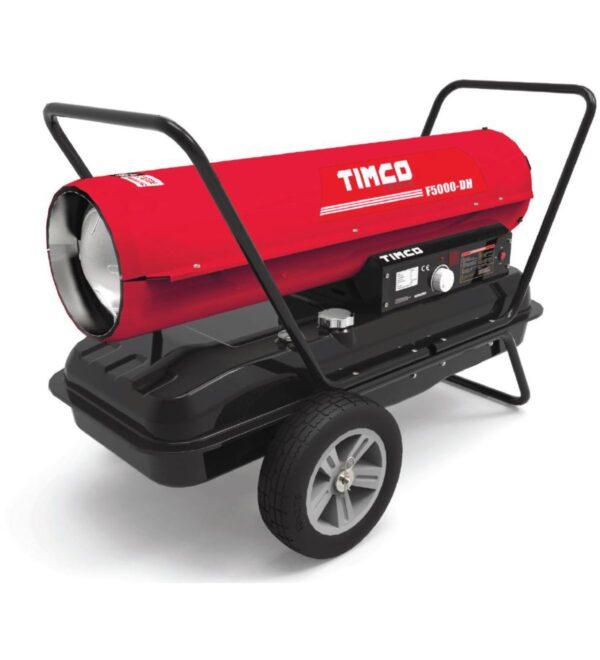 Timco lämpöpuhallin 40kW