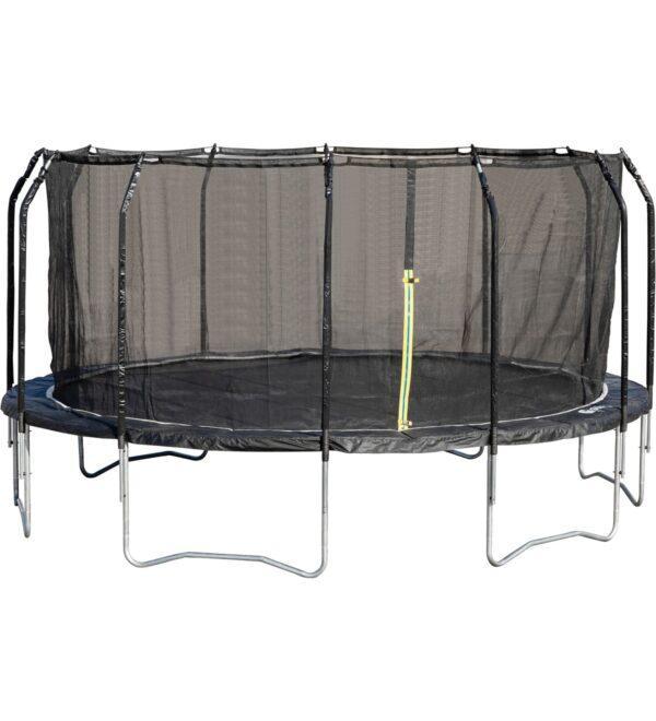 i-Sport Air 5m trampoliini 120 jousta turvaverkolla