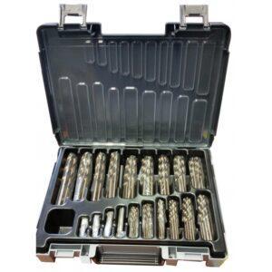 Poranteräsarja 70-osaa 1-10mm HSS-Coboltti TT-Drill