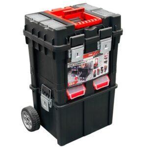 Työkalupakki HD Compact pyörillä