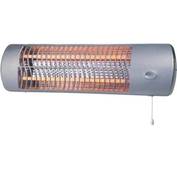 Terassilämmitin 1200 W kvartsi seinämalli ElectroGEAR