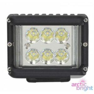 Arctic Bright Combo 120W LED työvalopari