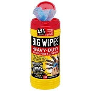 Big Wipes Puhdistusliina HD 4x4 80kpl purkki