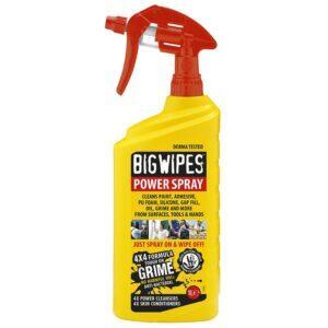 Big Wipes Puhdistusspray 4x4 1l