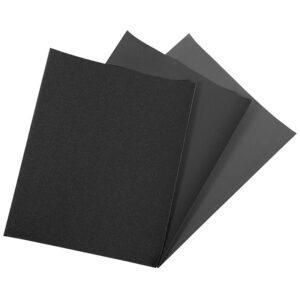 Vesihiomapaperi arkki 230 x 280mm, 50kpl, eri karkeuksia