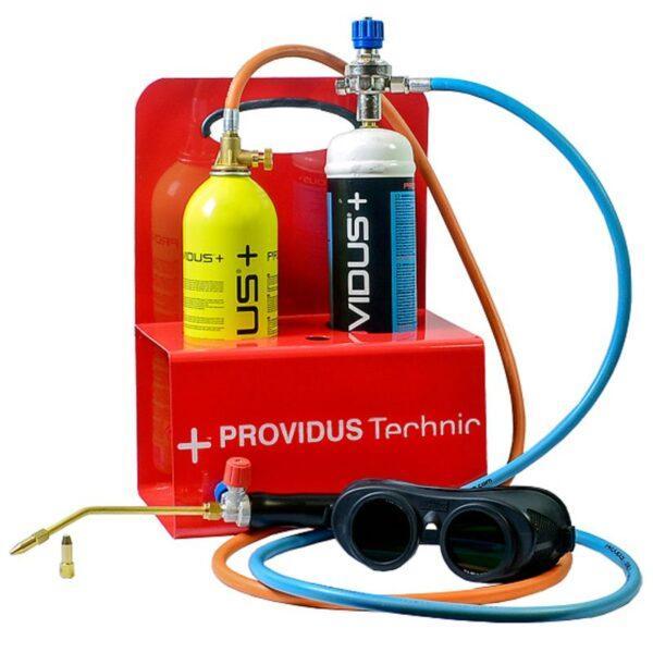 Providus kannettava kaasuhitsaussarja Gasex+happi