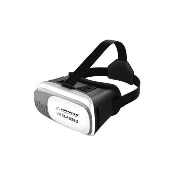 3D VR virtuaalilasit 3,5-6 älypuhelimille Esperanza