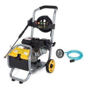 Powerplus polttomoottori painepesuri omalla vedenotolla 208cc 225 bar 540l