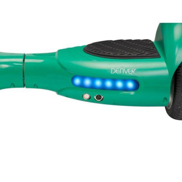Denver Tasapainoskootteri 250W Vihreä DBO-6530 MK2
