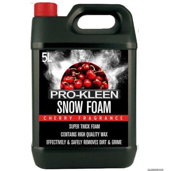 Pro-kleen Snow Foam Cherry 5l pesuaine