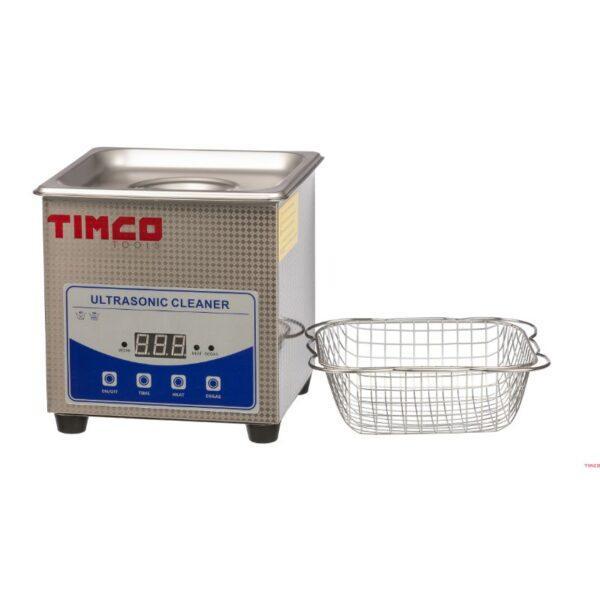 Timco Ultraäänipesuri 1,3 l Inox