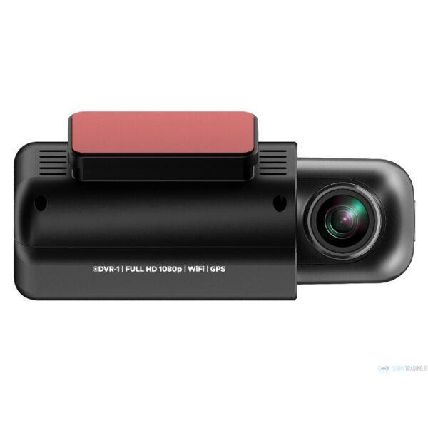 Le-On DVR1 WiFi&GPS autokamera FullHD 1080P autokamera WiFi ja GPS yhteyksin