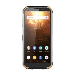 Blackview BV9500 Plus 10,000 mAh vedenkestävä IP68 älypuhelin musta keltainen