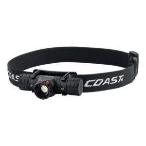 Coast XPH30R 1000lm Dual Power ladattava otsalamppu