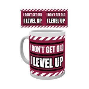Gaming Level Up muki