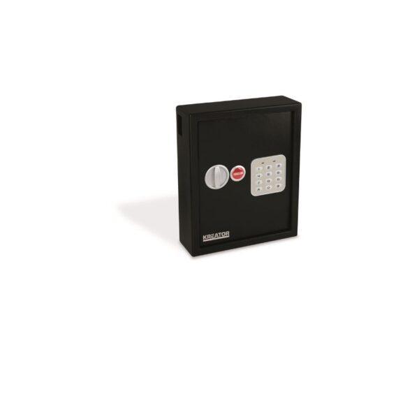 Kreator elektroninen avainkaappi 48 avaimelle, musta