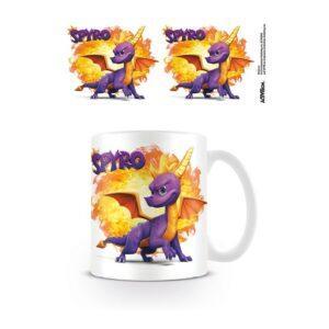 Spyro Fireball muki