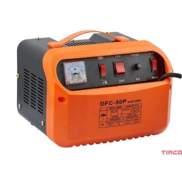 Timco 12/24V 130A apukäynnistin ja akkuvaraaja