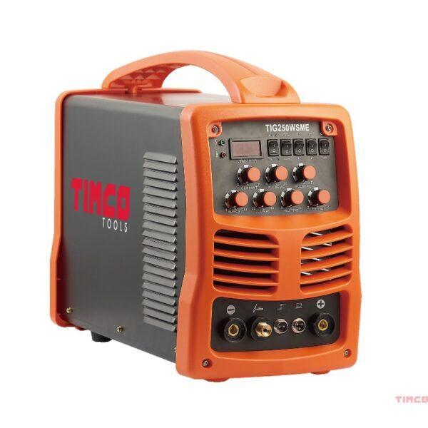 Timco TIG250WSME AC/DC-Pulssi-invertteri