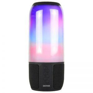 Denver Bluetooth kaiutin BTL-324 valoefekteillä