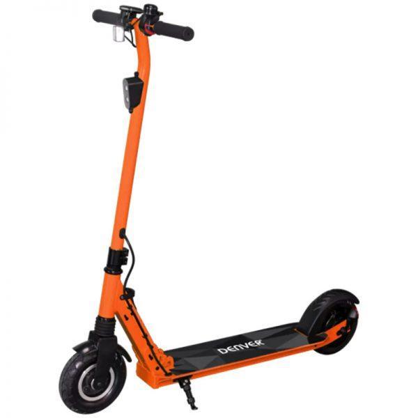 "Denver SEL-80130 8"" sähköpotkulauta 300W, oranssi"