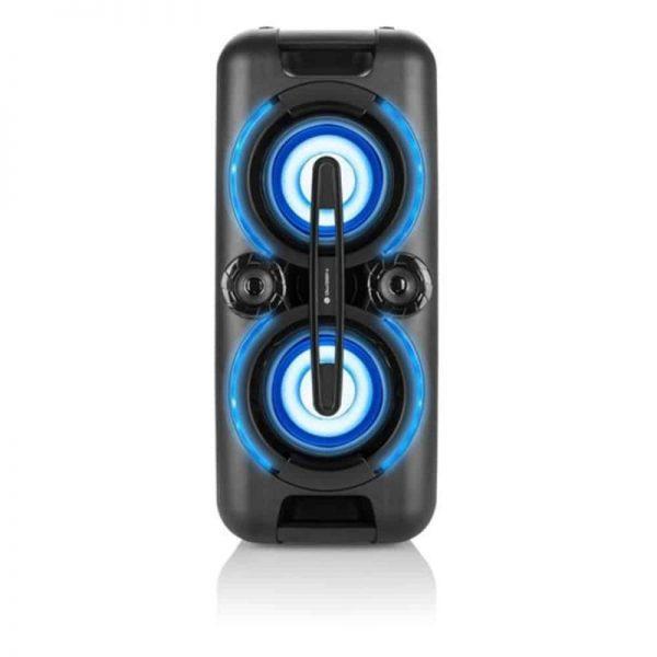 GoGen Bluetooth kaiutin 2x30W viihdekeskus sis. mikrofoni