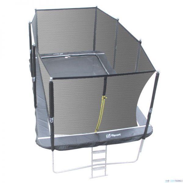iSport Air 4,57 x 3 m 104 jousta trampoliini turvaverkolla_2