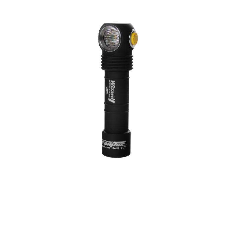 Armytek Wizard V4 C2 Pro 2500 lumen - monitoimi otsalamppu