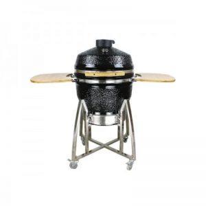 "Loimo Kamado keraaminen grilli 22""- musta"